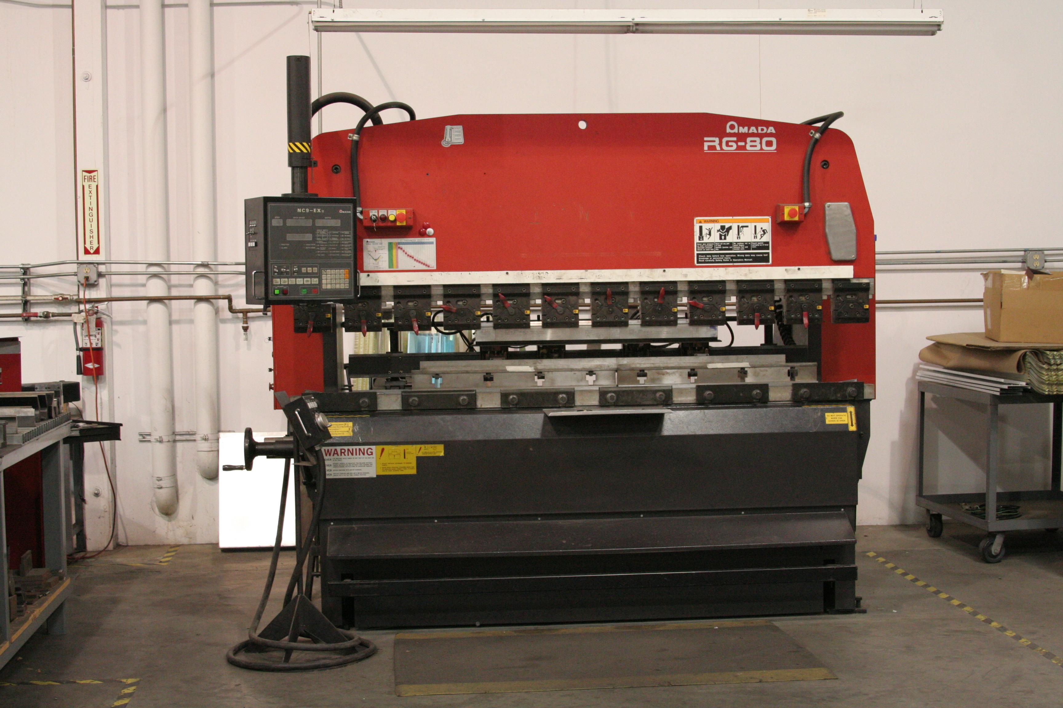 Equipment Machine Sheet Metal Punching Bending