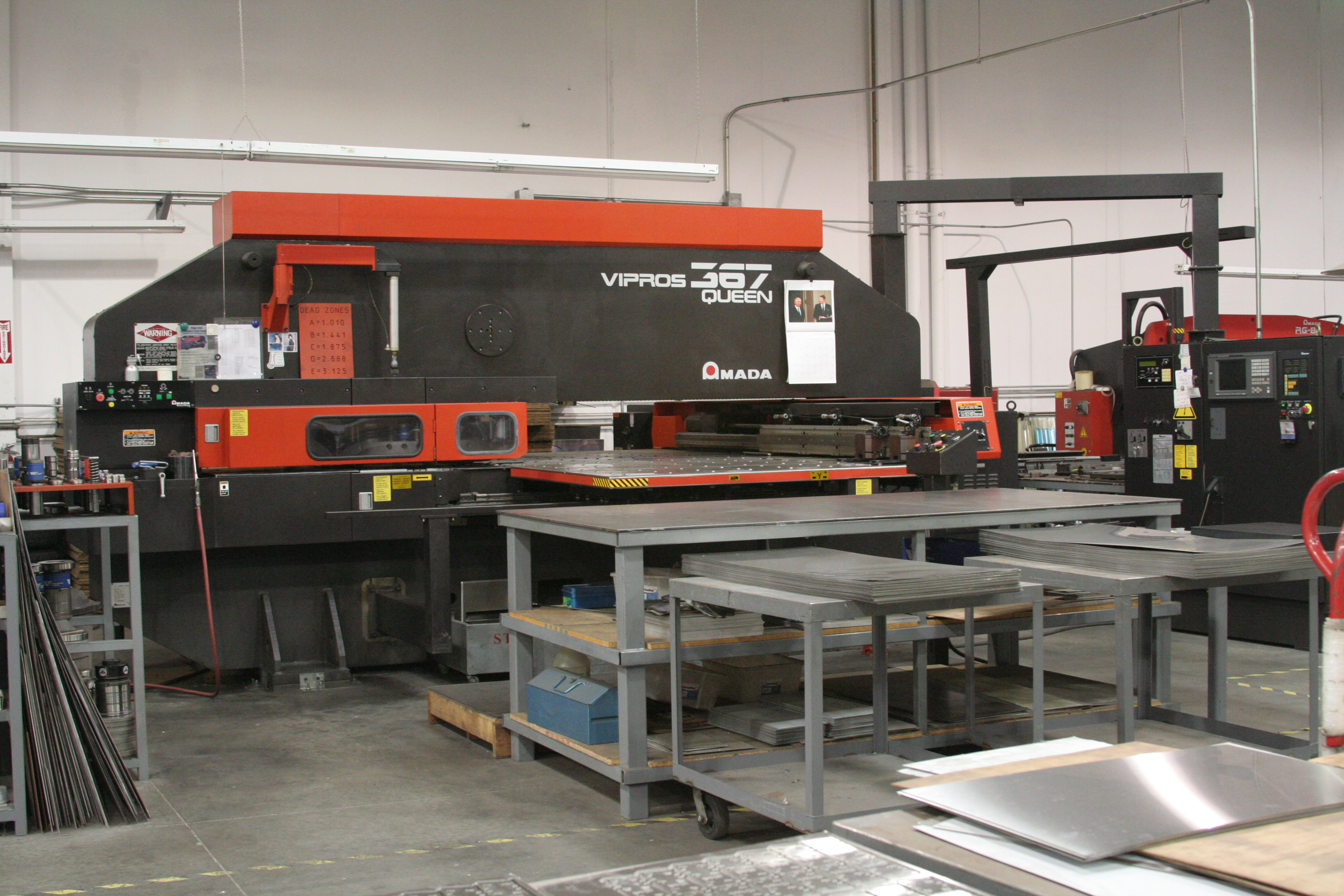 Metal Bending Machine >> Equipment - Machine - Sheet Metal Punching - Bending ...
